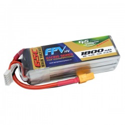 Batterie Lipo EPS 4S HV (High Voltage) 1800mAh 65C