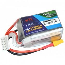Batterie Lipo EPS 4S 600mAh 30C