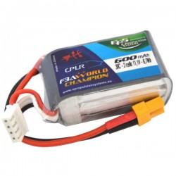 Batterie Lipo EPS 3S 600mAh 30C