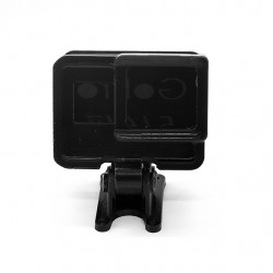 Support GoPro HERO 5/6/7 variable avec Support Filtre ND pour Apex - 0 à 45° - TPU by DFR