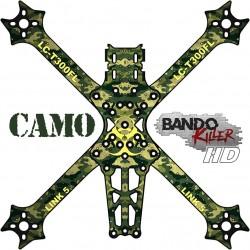 Sticker pour Châssis Bando Killer HD Camo