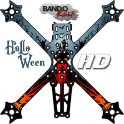 Stickers for Bando Killer HD Halloween frame
