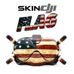 Dji Skin - Flag