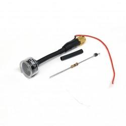 Antenne TrueRC BLAZE 5.8GHz - MMCX90° LONG 110mm - RHCP