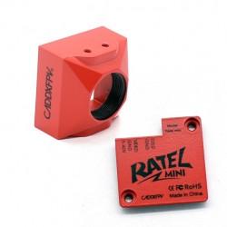 Boitier de remplacement pour Caddx Mini Ratel
