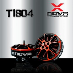 Moteurs XNOVA - T1804 - 1900Kv - Boite de 4