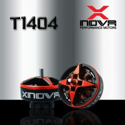 Moteurs XNOVA - T1404 - 3800Kv - Unité