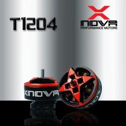 Moteurs XNOVA - T1204 - 4000Kv - Boite de 4