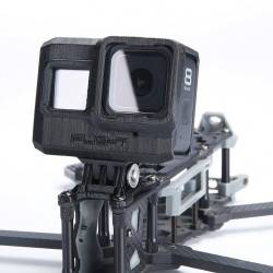 iFlight Support GoPro Hero 9 pour TITAN DC5/XL5/SL5/ Nazgul5 - 0~40°