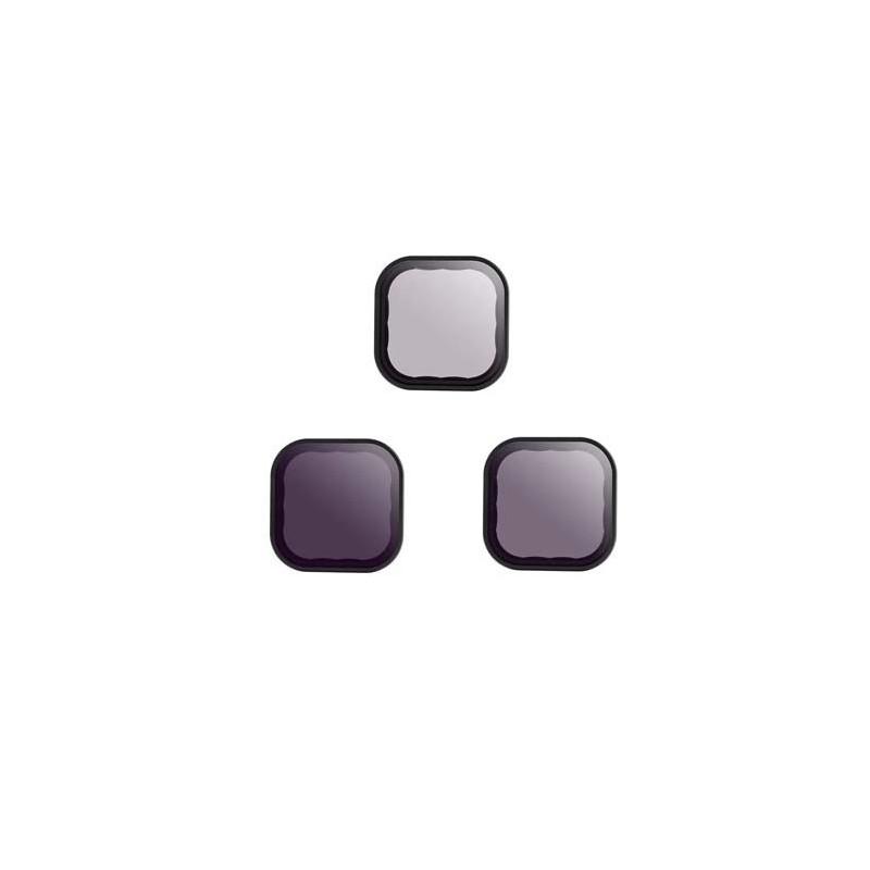 Filtre ND8/16/32 TELESIN pour GoPro Hero9