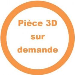 3D piece on Demand