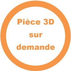 Pièce 3D sur demande