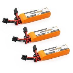 Pack de 3 CNHL - HV 450mAh 2S 70C