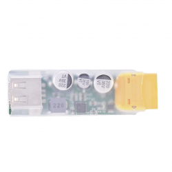 3S-6S Lipo Battery to USB Fast Charging Converter with XT60 Plug