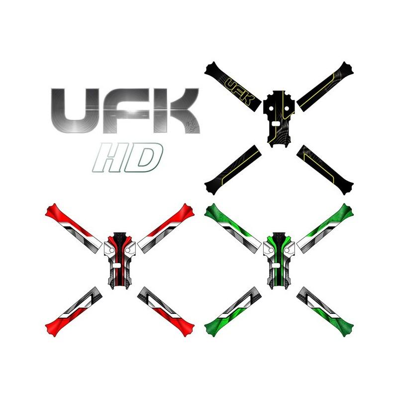 Sticker pour Châssis UFK HD