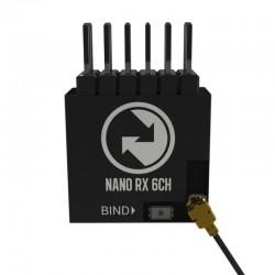 TBS Crossfire 6CH PWM Nano Rx