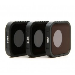 Set of Glass ND Filter 8/16/32 for GoPro Hero 9