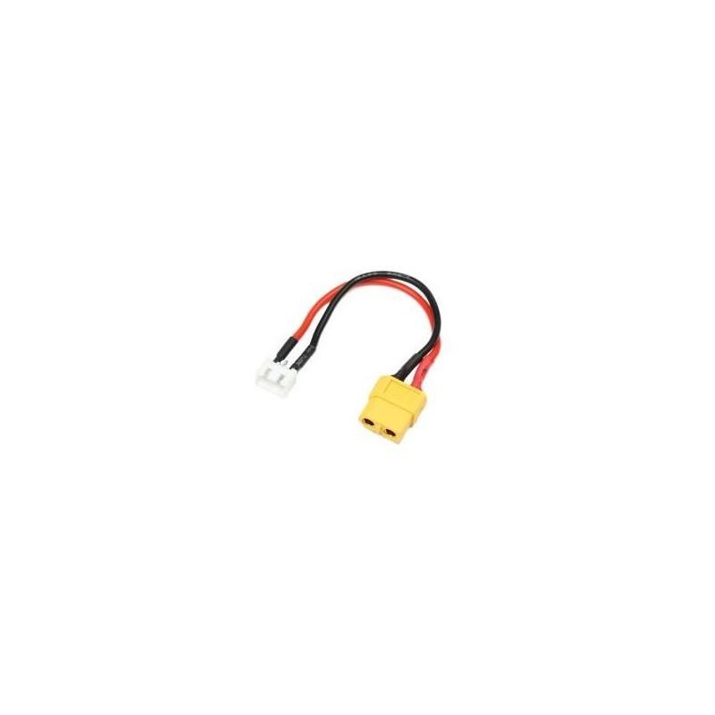 Cordon de charge pour batteries NiMH Frsky - JST-XH vers XT60
