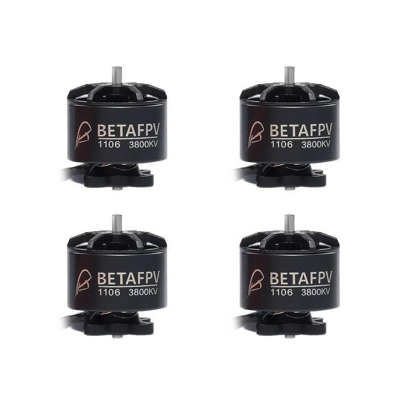 BETAFPV Moteur Brushless 1106 4500KV (4pces)