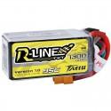 Batterie Lipo Tattu R-Line 4S 1300mAh 95C