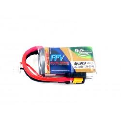Batterie Lipo EPS 3S 630mAh 75C