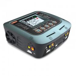 Chargeur SkyRC Q200 Quattro AC/DC Charger (max 2x100W + 2x50W) Bluetooth