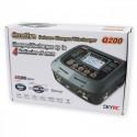 CSkyRC Q200 Quattro AC/DC Charger (max 2x100W + 2x50W) Bluetooth