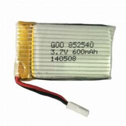 Lipo 1S 600mAh 25C pour eachine QX90