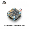 Diatone Stack Mamba Basic F722 Mini MK3 + F40Mini PRO