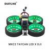 "DIATONE MXC Taycan SW2812 LED Duct Cinewhoop 3"" 6S - PNP/DJI"