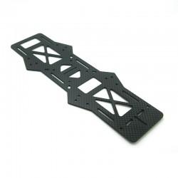 Plaque centrale en carbone pour châssis NightHawk de Emax