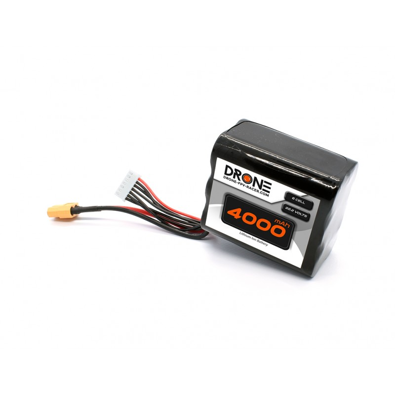 Pack Li-Ion 4000mah 6S1P 35A XT60