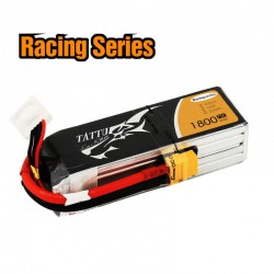 Batterie Lipo Tattu 4S 1800mAh 75C - Racing Series