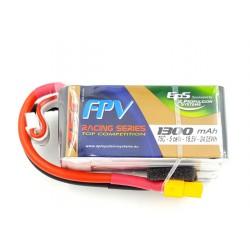 Batterie Lipo EPS 5S 1300mAh 75C/120C