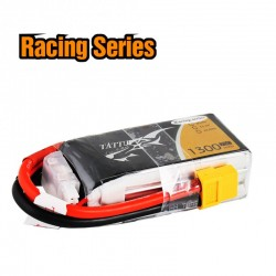 Batterie Lipo Tattu 3S 1300mAh 75C - Racing Series