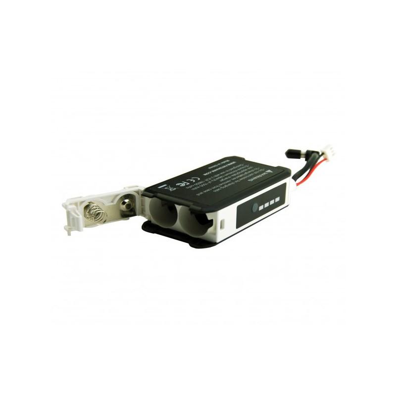 Fatshark Batterie Case  for 2 x 18650