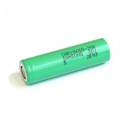 Accu Samsung 25R INR 18650 - 2500 mAh