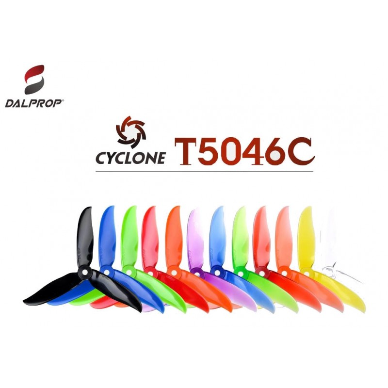 DALPROP Cyclone series T5046C - 2xCW+2xCCW
