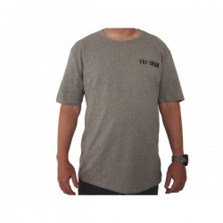 Fat Shark T-Shirt Gris