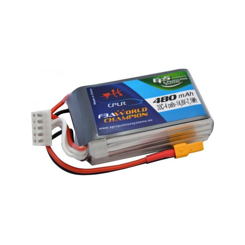 Batterie Lipo EPS 4S 480mAh 30C