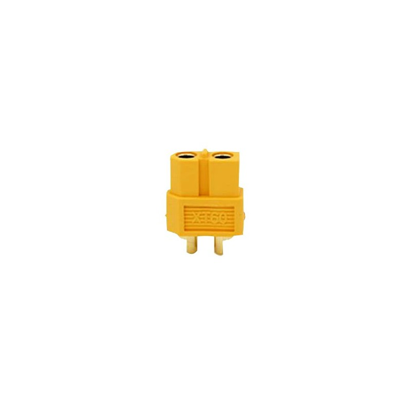 XT60 female plug Amass origin high quality gold contact