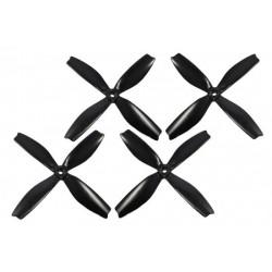 HQProp Durable DP S 5x4x4 (4 pces -2x CW + 2xCCW)
