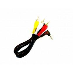 Câble Jack 3.5 vers RCA