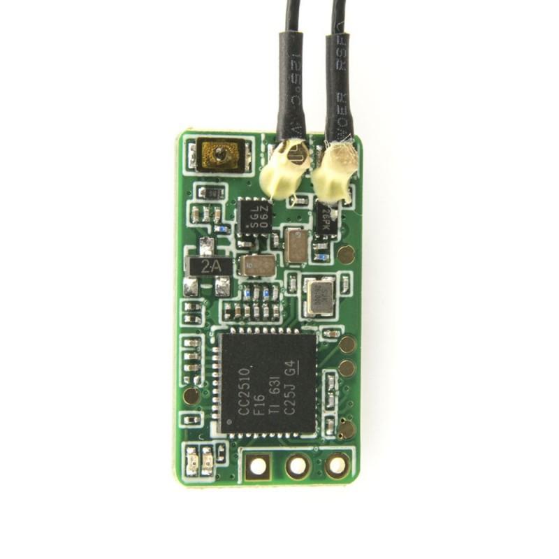 FrSky XM + Receiver (SBUS 16 voies) (EU-LBT)