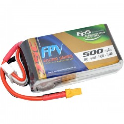 Batterie Lipo EPS 4S 500mAh 75C