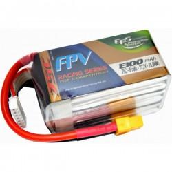 Batterie Lipo EPS 6S 1300mAh 75C/120C