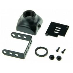 FOXEER Boitier de remplacement pour  Foxeer XAT600M / HS1177 Noir