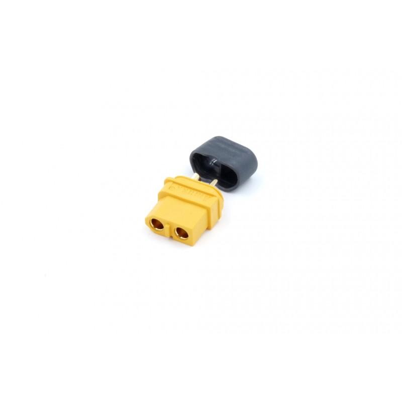 Connecteur protégé XT-60 OR Haute Qualité Femelle