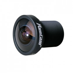 RC25G Lens 2.5mm Wide Angle 12x0.5 CCD - IR Block