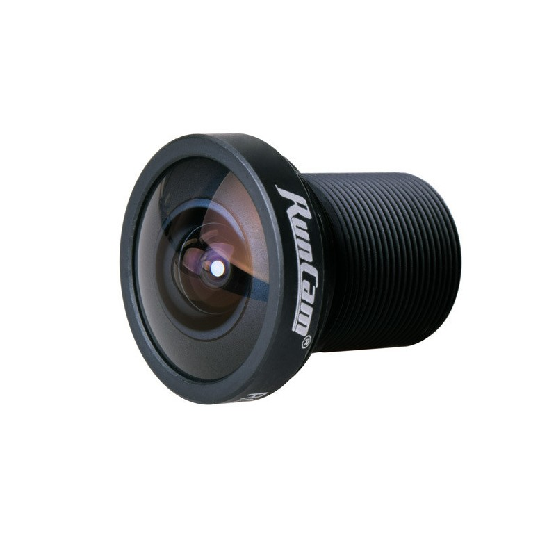 RC25G Lens 2.5mm Wide Angle 12x0.5 CCD - IR Block